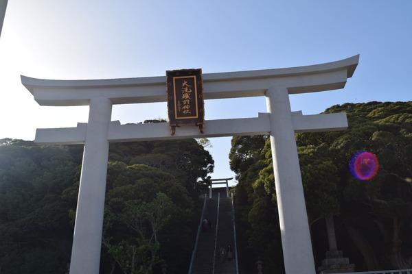 磯先神社鳥居